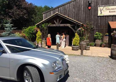 wedding-party-with-car