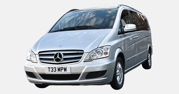 A black luxury car to illustrate special occasions and leisure transport in Weston supermare uk