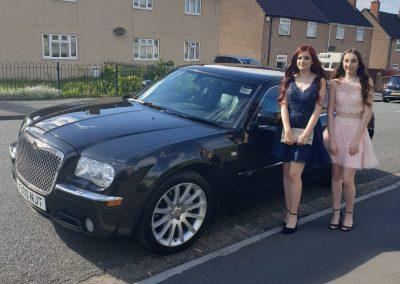 Car for school prom Bristol