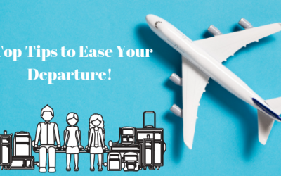 10 Top Tips to Ease Your Holiday Departure